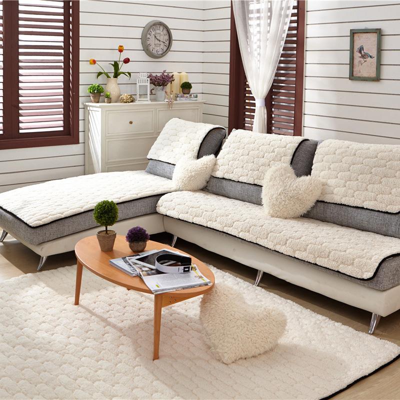 achetez en gros canap blanc housse en ligne des grossistes canap blanc housse chinois. Black Bedroom Furniture Sets. Home Design Ideas