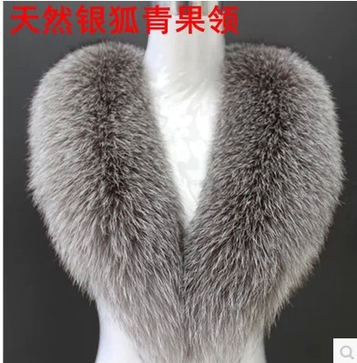 The new 2015 autumn and winter clothes woman luxury fox fur collar big scarf shawl collar woman