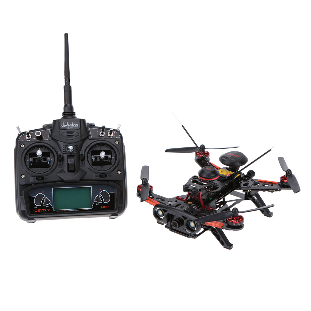 Brand Original Walkera Runner 250 Advance GPS Version 5 FPV Drone with 800TVL Camera/OSD/GPS and DEVO 7 RC Quadcopter<br><br>Aliexpress
