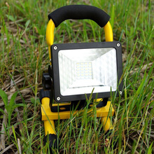 Sale Waterproof IP65 30W 24 LED Flood Light Portable Outdoor Emergency Lamp Work Light(China (Mainland))