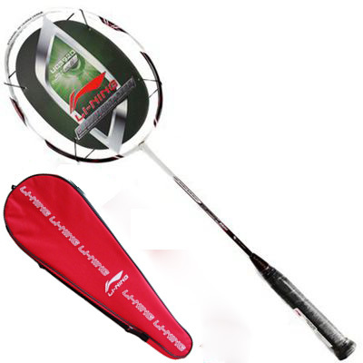 lining badminton racket senior official original UC3920 full carbon li ning racquet string badminton sports racket(China (Mainland))