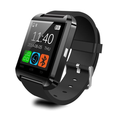 Bluetooth Smart Watch WristWatch U8 Watch for Samsung S4/Note 2/Note 3 HTC LG Huawei Xiaomi Android Phone Smartphones 2015 Hot