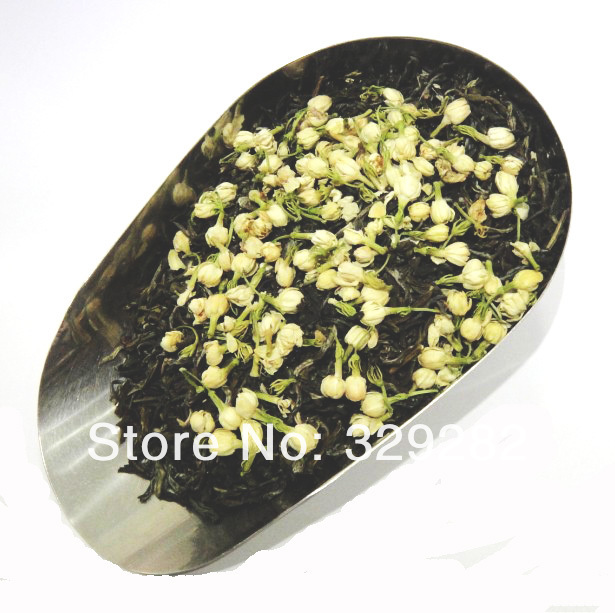 Promotion 60 DISCOUNT   Organic Jasmine Flower Tea Green Tea 250g Free shipping
