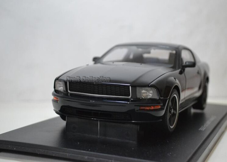 * Black 1:18 Ford Mustang GT Bullitt Classic Sport Car Toys Mini Car Brinquedos Diecast Mini Car(China (Mainland))