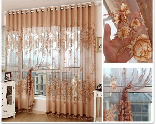Curtains Ideas coffee curtains for kitchen : Coffee Kitchen Curtains Promotion-Shop for Promotional Coffee ...