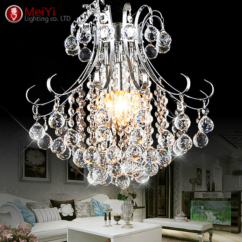 2016 Luxury Crystal Chandelier Living Room Lamp lustres de cristal indoor Lights Crystal Pendants For Chandeliers Free shipping(China (Mainland))