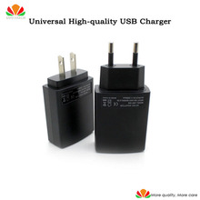 Universal mobile phone charger USB Charger High-Power 2A speed charge for Apple Samsung smartphone iPad Tablet  IC solution