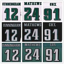 91 Fletcher Cox 43 Darren Sproles jerseys Sam Bradford Randall Cunningham green 87 Brent Celek Ryan Mathews 81 Jordan Matthews(China (Mainland))