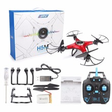 JJRC H5M 6 Channel 2.4G 6 Axis Gyro Mini Drone 3D Rotation Music Playing Quadcopter Remote Control Toys RC Helicopter