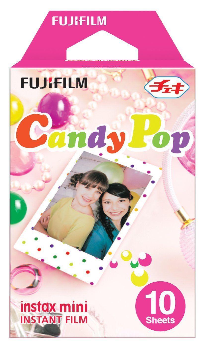 Fujifilm Instax Mini 8 Film Candy Pop 10 Sheets Photo Paper For Fujifilm Fuji Instax Mini 8 7s 20 25 50s 90 Camera(China (Mainland))
