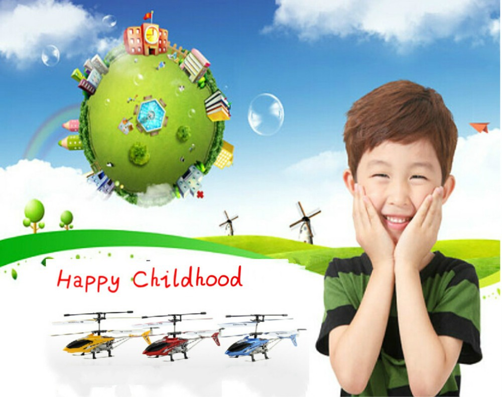 2015 HOT SALE New Metal U807 3CH RC Helicopter with gyroscope Infrared remote control drone ready to fly as boy gift(China (Mainland))
