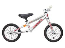 MISSILE Kids Bike Suspension Children Balance bike Baby NO-Pedal Push Training Bicycle Silver(China (Mainland))