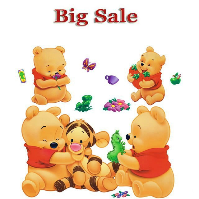 aliexpress com buy cheap factory sale cartoon animals wall stickers for kids rooms beautifulhouse co