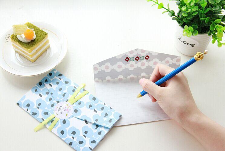 Бумага для писем DIY papelaria