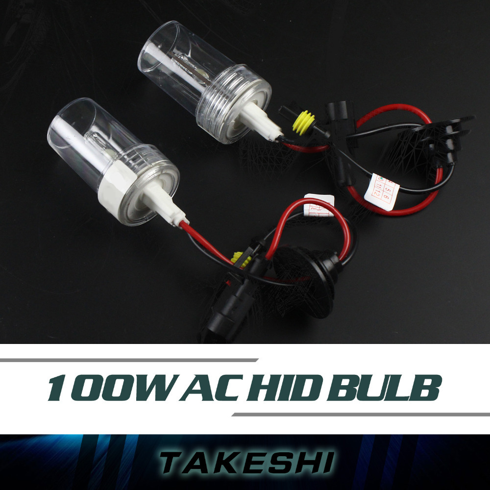 Hot Sale!! 2PCS Brand New 75W 12V H13-3 low beam HID xenon Headlight Dual Beam bulbs 5k 6k 8k 10k 12k 15k(China (Mainland))