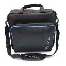 Bolsa NOVA Multifuncional Saco para PS4/PS4 PRO slim tamanho Original Proteger Saco de Lona Bolsa de Ombro Carry Case Para PlayStation 4 Consol(China)