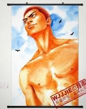 Anime Home Decor Japan Poster Wall Scroll SLAM DUNK Hanamichi Sakuragi (90*60)-035