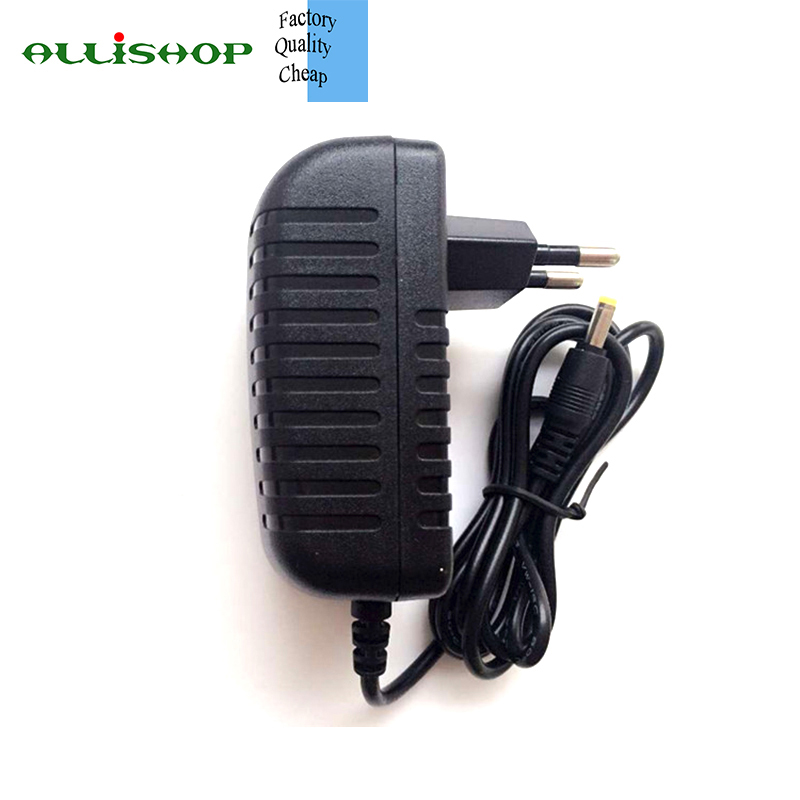 ALLISHOP 12V 2A DC 100V-240V AC power adapter smaller quality Plug In power supply Charger for CCTV LED Routor EU plug(China (Mainland))