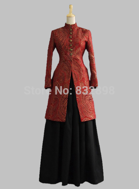 Buy victorian ladies frock dress old west for Old west wedding dresses