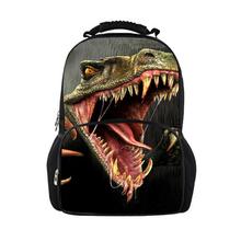 Buy 2016 Casual Children Backpack Women's Leopard Backbag,3D Zoo Animal Backpack Men's Travel Backbag College Students School Bags for $24.95 in AliExpress store