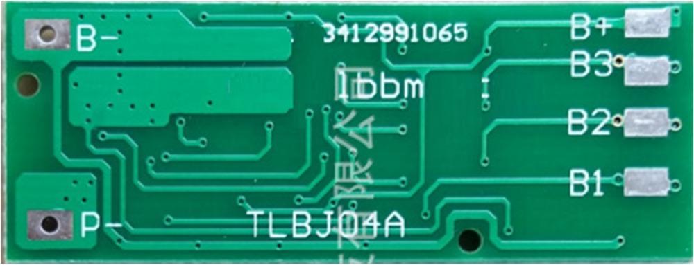 для 4S 12 В 4A Li ion / Li