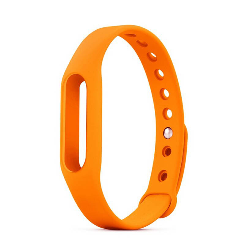 TEAMYO Xiaomi Mi Band Strap MiBand 1 1S Silicone Strap Bracelet Replacement Wristband Smart Band Accessories Reemplazo Pulsera(China (Mainland))
