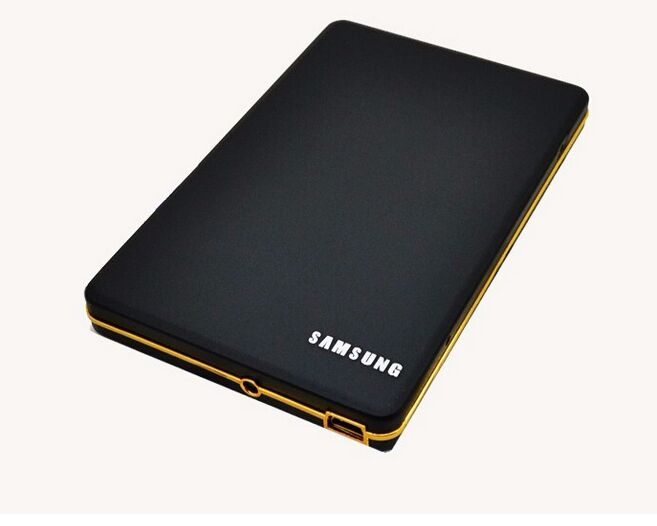 "The New 2015 Samsung Hard disk 2 TB 2.5 ""2.0 Portable USB Hard Drive HDD Black External Hard drives 3 Year giant free shipping(China (Mainland))"
