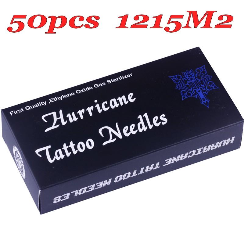 Sterilize Tattoo Needles Best Sale 50Pcs 15M2 Disposable Sterile Tattoo Needles for Tattoo Supply Artist(China (Mainland))