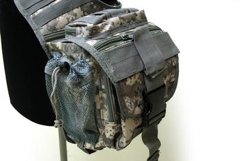MOLLE sling bag Shoulder Bag ACU Pattern SG-01-DC