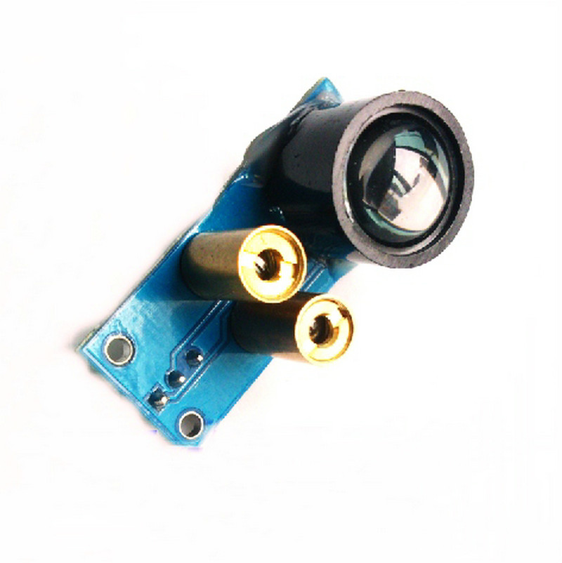 Free shipping XD-27A 5MW Laser sensor integrated sensor Industrial detection of diffuse reflection type intelligent vehicle(China (Mainland))