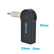 Wireless Bluetooth Receiver Speaker Headphone Adapter 3.5MM Audio Stereo Music Receiver Home Hands-free Bluetooth Plug(China (Mainland))