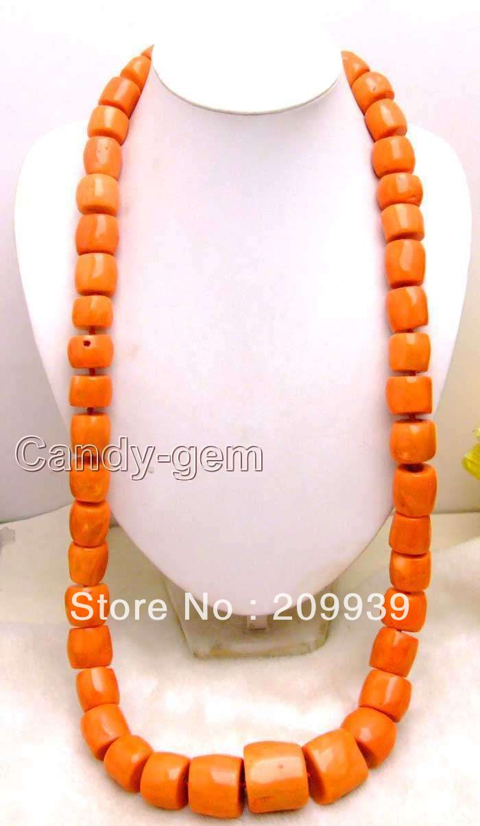 huij 0039 Big 14-33mm High Quality NATURAL Graduate Thick Slice Pink Coral 35 necklace<br><br>Aliexpress
