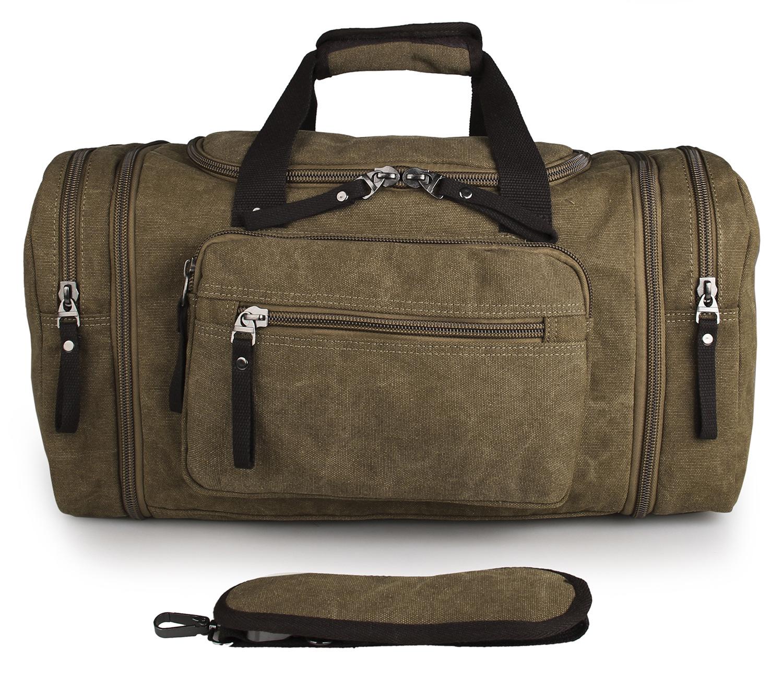 unisex fashion canvas travel bags canvas bag canvas big