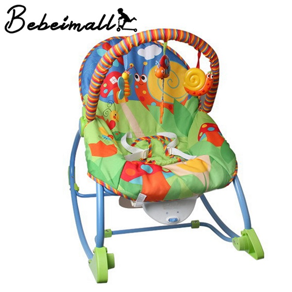 Baby boy rocking chair promotion achetez des baby boy for Chaise a bascule bebe