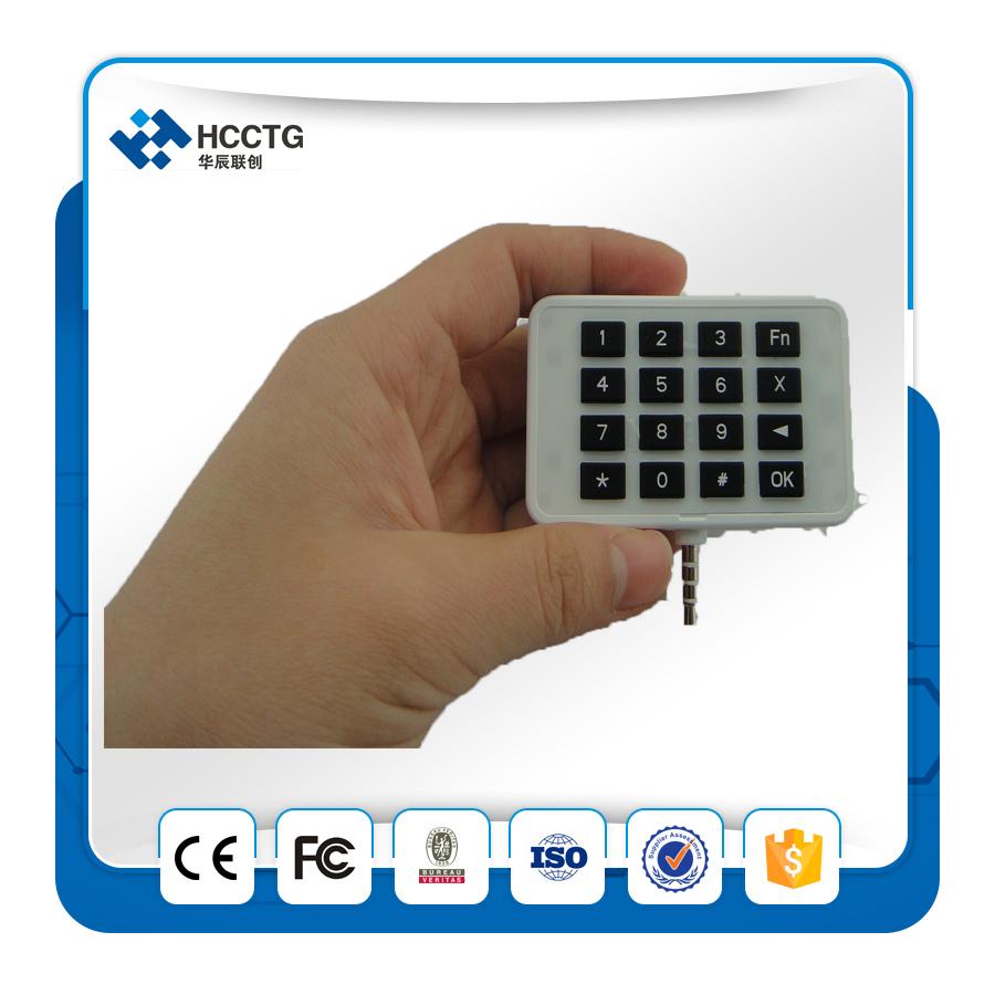 Free Shipping magnetic Chip smart phone PIN code Card Reader SS506-33-P16(China (Mainland))
