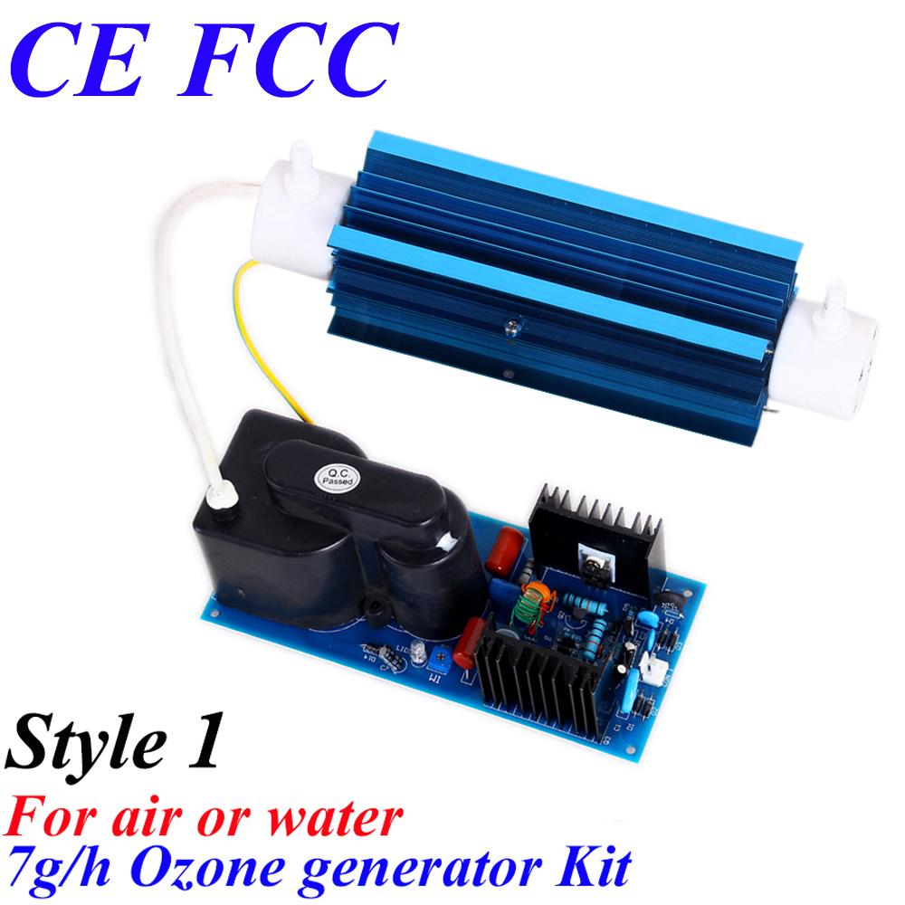 CE EMC LVD FCC ozone air purifier home<br>