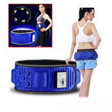 2015 New Cheapest X5 Times Vibration Health Care Slimming Massage Rejection Fat Weight Lose Belt Free Shipping