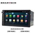 Android 6 0 Autoradio 2Din 7 Inch Screen Car Stereo GPS for Nissan Qashqai Kia Toyota