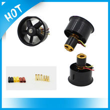 High quality ducted 2822 70mm 3000kv 64mm 4300kv motors 3-4S with external rotor motor 1.8kg thrust for ducted helicopter