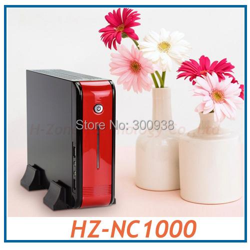 Best Price! Micro PC Mini Computer AMD N330 Dual-core 2.3Ghz 2GB RAM 160GB HDD Wifi USB 3.0 1080P HDMI Windows 7 Mini Computer(Hong Kong)