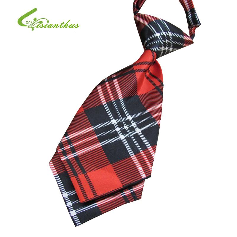 2016 New Scottish plaid Free shipping baby/kid/children ties neck ties Boys Girls tie handsome young gentleman cool fashion tie(China (Mainland))