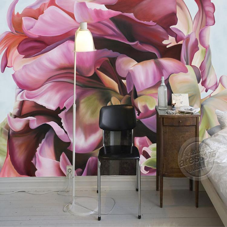 Vergelijk prijzen op Vintage Flower Wallpaper - Online winkelen ...