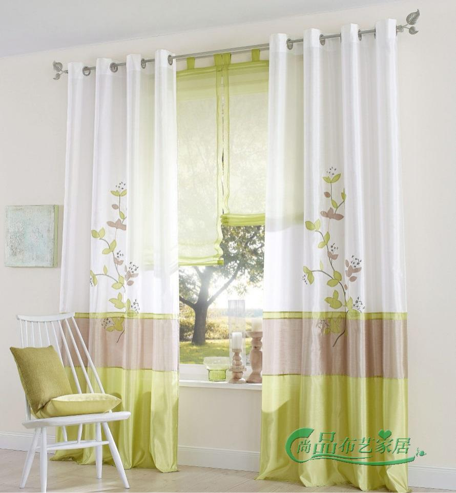 New Arrival Modern Curtain Window Curtains For Living Room