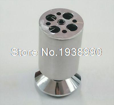 4pcs Set Height 100mm Metal Furniture Cabinet Chair Bed Sofa Leg Feet(China (Mainland))