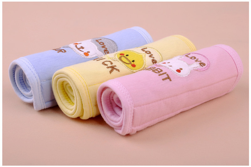 buy baby burp cloths double layer cotton cloth baby infant umbilical cord care. Black Bedroom Furniture Sets. Home Design Ideas