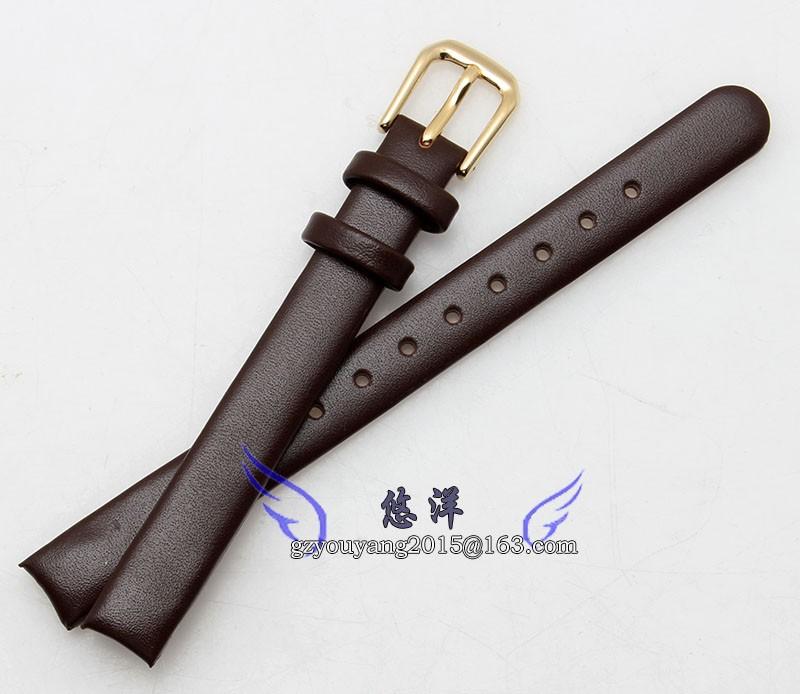 Ремешок женский кожаный ремешок адаптер K4323209 неторопливо K4323148 K4323130 черный коричневый и белый