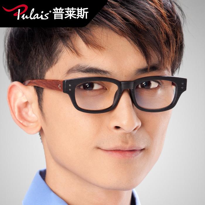Wood Grain Glasses Frame : China post 2013 eyeglasses frame glasses wood grain Men ...