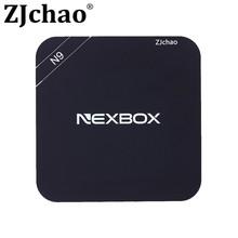 NEXBOX N9 Android TV Box STB 1GB/8GB Fully Loaded KODI/XBMC Quad Core RK3229 Quad-core 1.5GHz 64bit IPTV OTT Smart Set Top Box