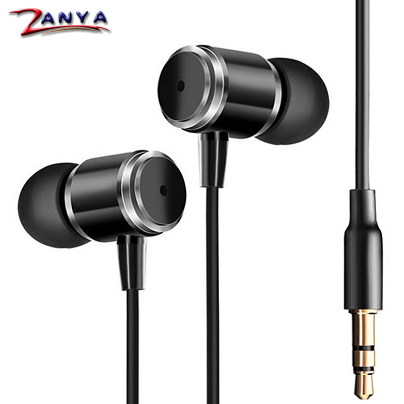 2016 New Stereo mega Bass Metal Earphone Best Economical and practical Earphones for iPhone 6s Android Phone 3.5mm Jack Headset(China (Mainland))