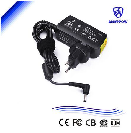Tablet Charger for Lenovo MIIX 10 Tablet 12v 1.5a 3.0*1.0(China (Mainland))